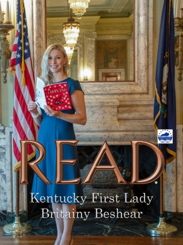 First Lady Britainy Beshear