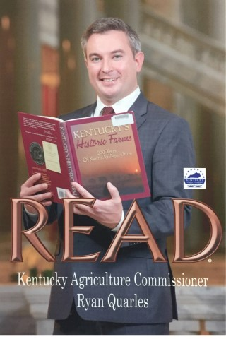 Agriculture Commissioner Ryan Quarles