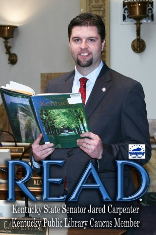 Senator Jared Carpenter